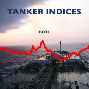 tanker indices